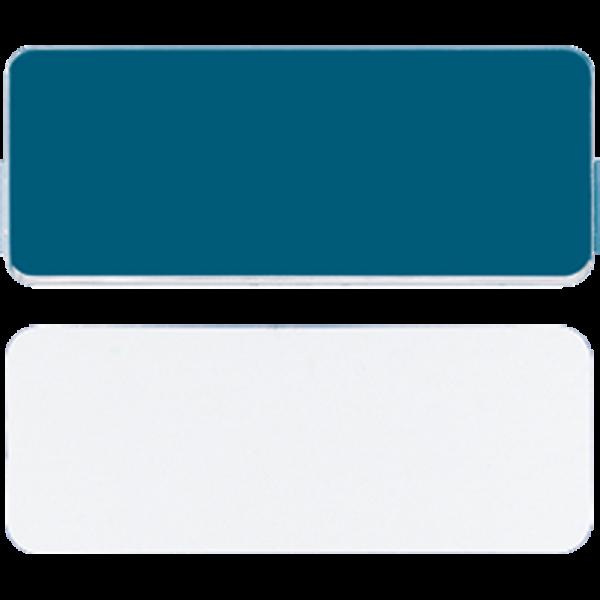 JUNG CD54NA Transparente Abdeckung für Schriftfeld 23 x 59 mm