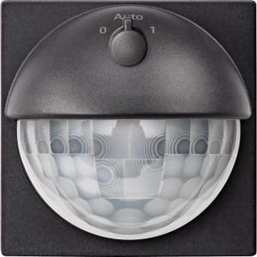 Merten MEG5711-0414 ARGUS 180 Aufsatz Bewegungsmelder mit Schalter 1,10m Anthrazit