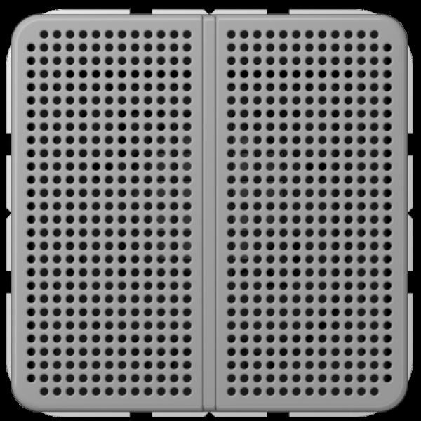 JUNG LSMCD4GR Lautsprechermodul Grau