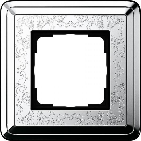 GIRA 0211681 Rahmen 1-Fach ClassicX Art Chrom