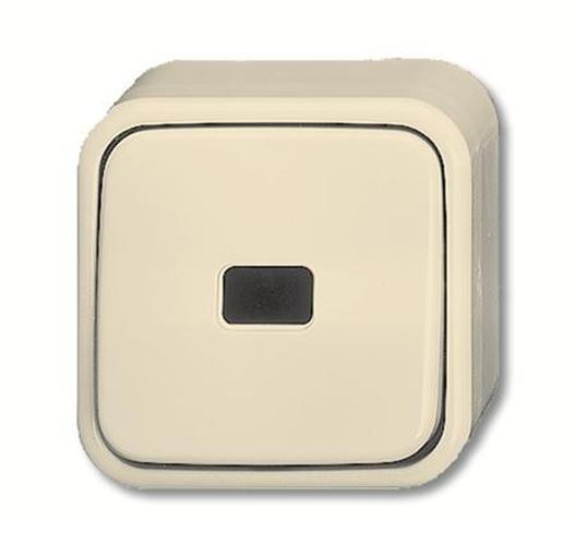 schalter taster aufputz ip20 aufputz busch j ger schalter steckdosen steckdosen24. Black Bedroom Furniture Sets. Home Design Ideas