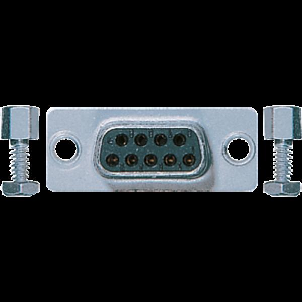 JUNG DSUB9 D-Subminiatur-Steckverbinder 9-Polig