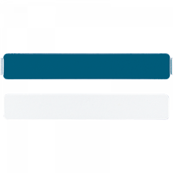JUNG CD90NA Transparente Abdeckung für Schriftfeld 9 x 58 mm