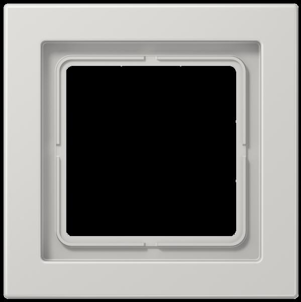 JUNG LSD981LG Rahmen 1-Fach LS-Serie Lichtgrau