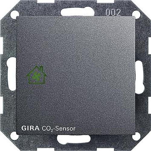 GIRA 238128 Raumluftsensor Anthrazit
