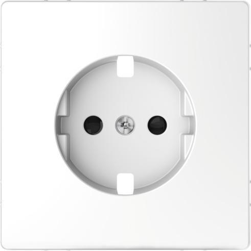 Merten MEG2330-6035 Zentralplatte für Schuko-Steckdosen-Einsatz EBS ...
