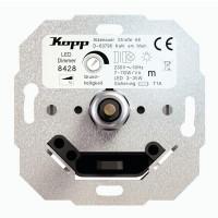 Kopp 842800008 LED-Dimmer 3-35W Phansenanschnitt