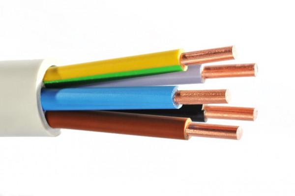 NYM Kabel 5x2,5mm²