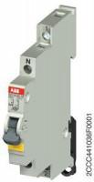ABB E211X-25-10 Ausschalter 1 Schließer mit LED 250V 25A