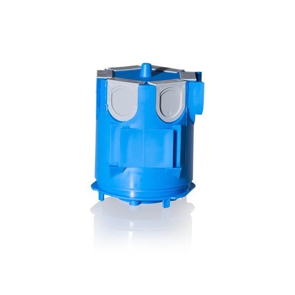 F-Tronic 7400031 Betongerätedose inkl. Schieber ø 35mm, t=84mm