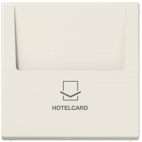 JUNG LS590CARD Hotelcard-Schalter Creme-Weiß