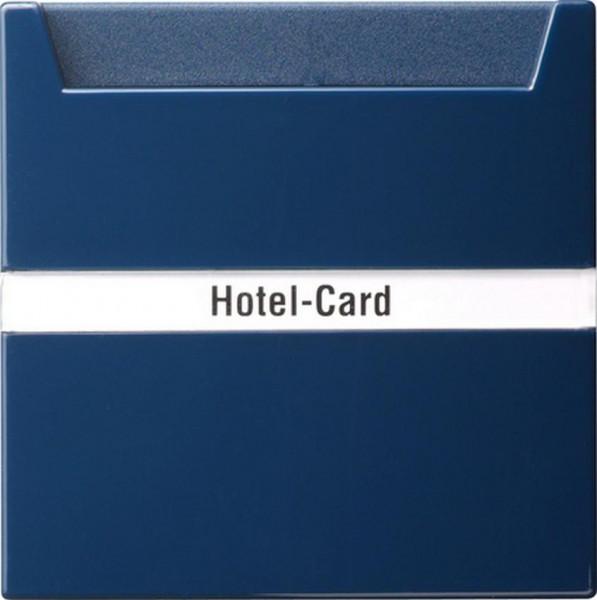 GIRA 014046 Hotelcard-Schalter Blau