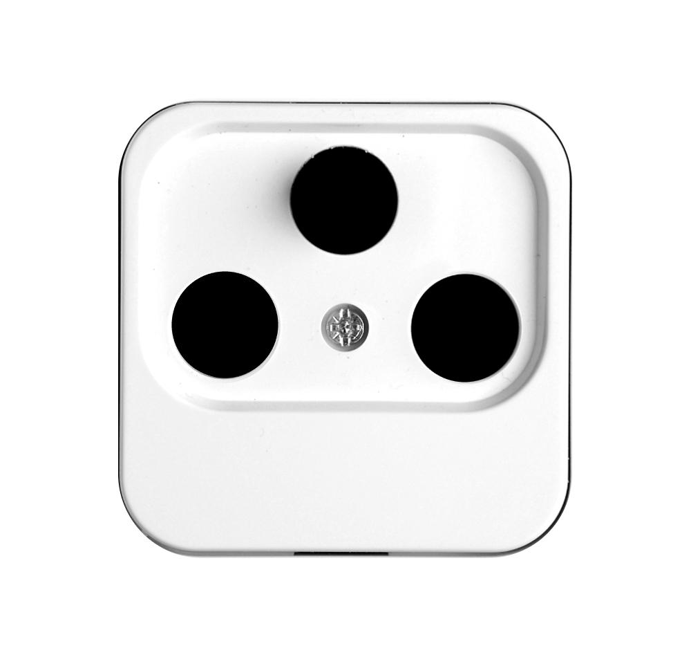 tv netzwerk telefon royal viko schalter steckdosen steckdosen24. Black Bedroom Furniture Sets. Home Design Ideas