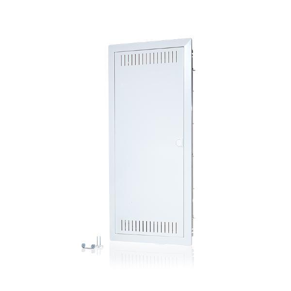 F-Tronic 7290095 Tür und Rahmen für Jumbo Kommunikationsv. 4-Reihig