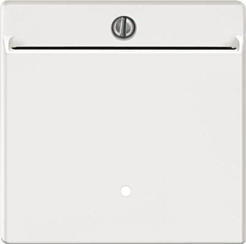 Merten 315419 Abdeckung Card-Schalter Polarweiß