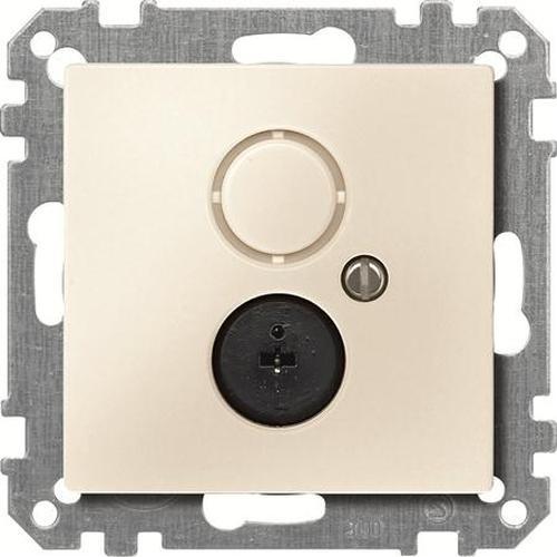 Merten 297444 Lautsprecher-Einsatz Weiß