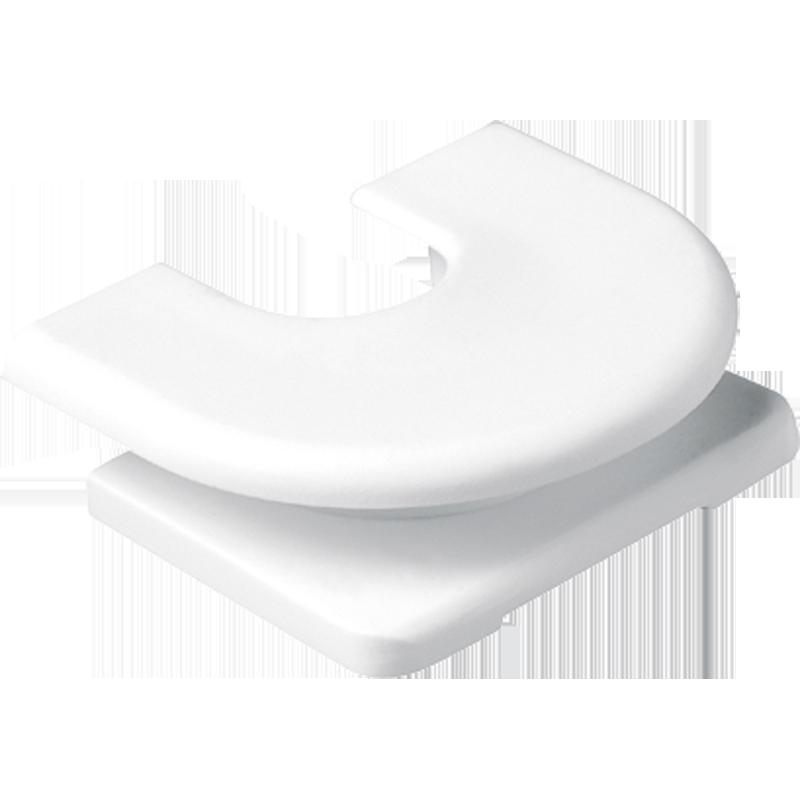 alpinwei aufputz kappen as serie jung schalter steckdosen steckdosen24. Black Bedroom Furniture Sets. Home Design Ideas