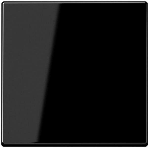 JUNG A590SW Schalter/Taster Wippe Schwarz