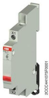 ABB E219-C LED-Leuchtmelder rot 230V