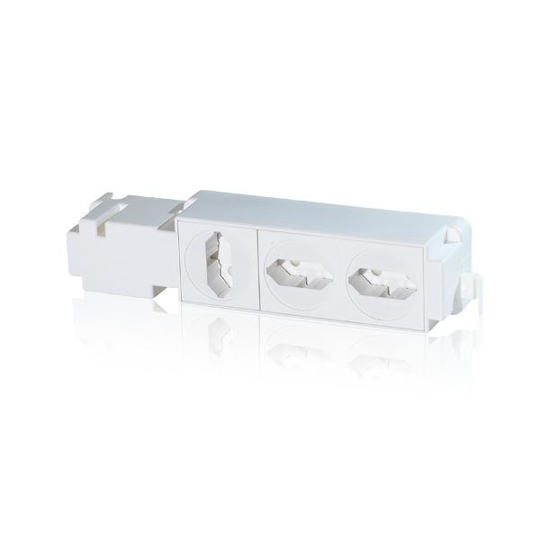 F-Tronic 7290113 Steckdose 3-Fach