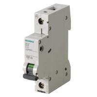 Siemens 5SL6106-6 Leitungsschutzschalter 1-Polig B6A