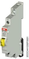 ABB E215-16-11E Taster Gelb 16A 1S+1Ö 250VAC