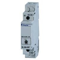 Doepke RL230-1RT Leuchtmelder Rot LED 230V