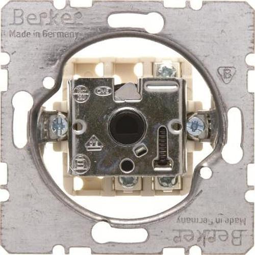 Berker 3851 Jalousie-Schlüsselschalter Modul-Einsätze