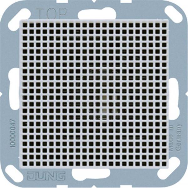 JUNG A567-G3AL 3-Klang-Gong Aluminium
