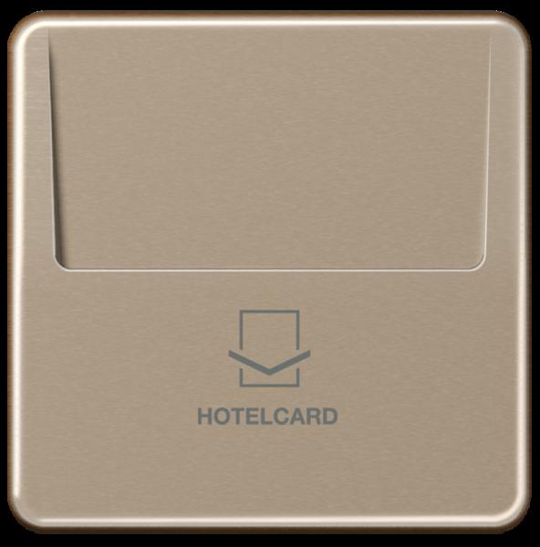 JUNG CD590CARDGB-L Hotelcard-Schalter Gold-Bronze